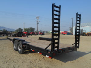 D&D Sales Cortez CO New Titan 24' Trailer