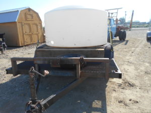 D&D Sales Cortez, CO Used 2005 14' Trailer