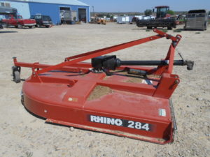 D&D Sales Cortez CO Very Little Use: Rhino 284 7' Rotary Cutter