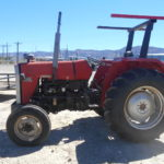 D&D Sales Cortez CO Used MF 231 Tractor