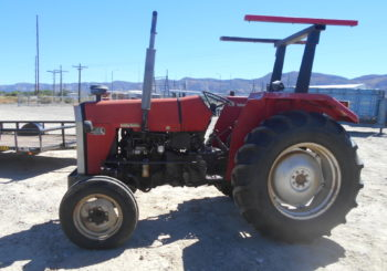 Used MF 231 Tractor S/N: 23012 Price: $5950