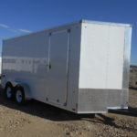 D&D Sales Cortez CO New Look 7X16 Element Cargo Trailer