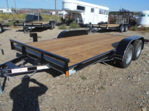 D&D Sales Cortez CO New Innovative 83X14 Car Hauler