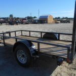 D&D Sales Cortez CO New Innovative 5X10 Utility Trailer