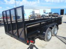 New Innovative 14X77 Landscape Trailer Stock #16658 Price: $2995
