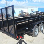 D&D Sales Cortez CO New Innovative 14X77 Landscape Trailer
