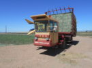 Used 1982 New Holland 1069 Bale Wagon Price: $32,000