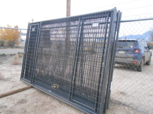 D&D Sales Cortez CO 10 Like-New Priefert Dog Kennel Panels