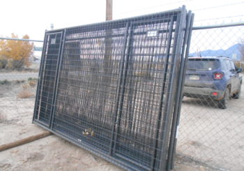 10 Like-New Priefert Dog Kennel Panels Price: $1650