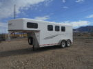 Used 2015 Trailswest Adventure 3-Horse Trailer Price: $11500