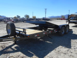 D&D Sales Cortez CO New 2019 Diamond T 20' Skid Pro-Tilt Trailer