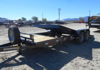 New 2019 Diamond T 20′ Skid Pro-Tilt Trailer Stock #23332 Price: $6495