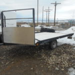 D&D Sales Cortez CO Used 2004 Voyger 2 Place Snowmobile