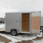 D&D Sales Cortez CO New Look 6X10 Cargo Trailer