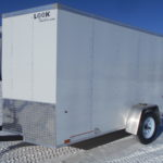 D&D Sales Cortez CO New Look St 6X10 Cargo Trailer
