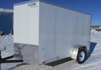 New Look St 6X10 Cargo Trailer Stock #25464 Price: $3395