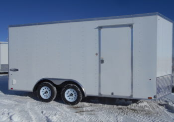 New Look Element 85X16 Cargo Trailer Stock #25699 Price: $7495