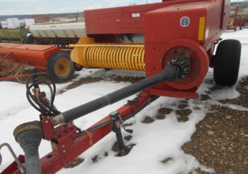Used New Holland 575 Twine Baler Stock #648 Price: $8950