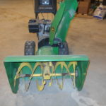 "D&D Sales Cortez, CO Used John Deere TS 32"" Snow Blower"