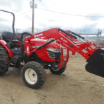 D&D Sales Cortez, CO New Branson 4720H 4X4 Tractor w/ BL 200 Loader
