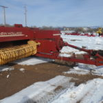 D&D Sales Cortez, CO Used New Holland Baler