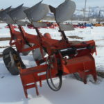 D&D Sales Cortez, CO Used Messey Ferguson 4 Bottom Rollover Plow