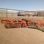 D&D Sales Cortez, CO Used Brillion 18' Roller Harrow