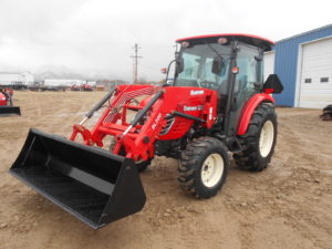 D&D Sales Cortez, CO New 2019 Branson 5220C Tractor