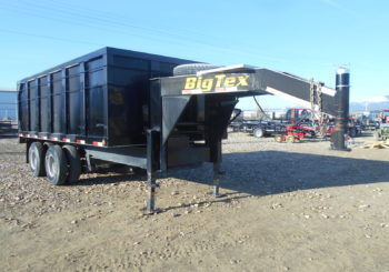 Used 2001 Big Tex 96X16′ Dump Trailer Stock #930 Price: $9950