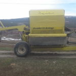 D&D Sales Cortez, CO Used 2008 Dagelman Bale King 4100