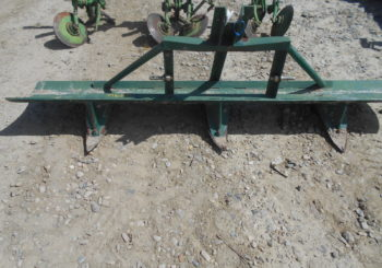 Used Delta 3 Row Creaser Stock #653 Price: $1250