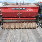 D&D Sales Cortez, CO Used Brillion 554 4' Drill