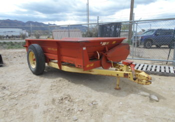 Used New Holland 512 Manure Spreader Price: $3950