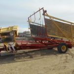 D&D Sales Cortez, CO Used New Holland 1003 Bale Wagon