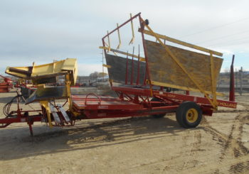 Used New Holland 1003 Bale Wagon Stock #657 Price: $4950