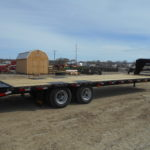 D&D Sales Cortez, CO New Diamond T 102X32 Flatdeck Trailer