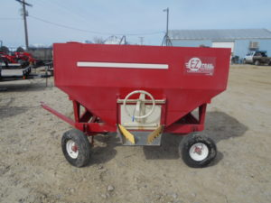 D&D Sales Cortez, CO Used EZ Trail 50 Bushel Side Gravity Wagon