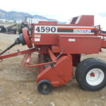 D&D Sales Cortez, CO Used 4590 Hesston Twine Baler