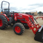 D&D Sales Cortez, CO New Branson 4520 Tractor