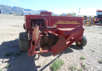 Used 575 New Holland Twine Tie Baler Stock #954 Price: $6950