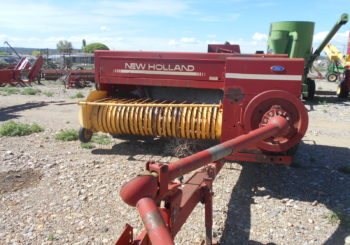 Used 575 New Holland Twine Tie Baler Stock #951 Price: $11,000