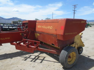D&D Sales Cortez, CO Used New Holland 283 Wire Baler