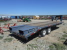 Used 2007 Circle-D Gooseneck Trailer Stock #C39 Price: $3950