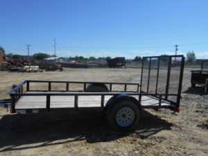 D&D Sales Cortez, CO New Innovative 77X12 Trailer
