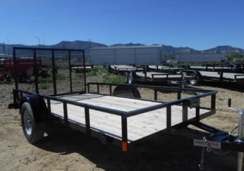 New Innovative 77X12 Trailer Stock #17720 Price: $1995