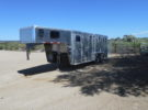 Used 2017 Merritt Aluminum Trailer Like New Price: $21,500