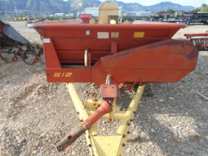 D&D Sales Cortez, CO Used New Holland 512 Manure Spreader