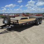 D&D Sales Cortez, CO New Diamond T 83X20 Trailer