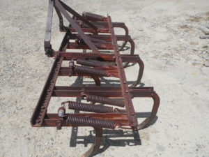 D&D Sales Cortez, CO Used Dearborn 3-Point Cultivator