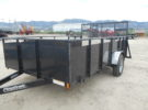 Used 84X12 Playcraft Landscape Trailer Stock #458 Price: $1050
